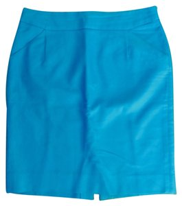 J.Crew Skirt Cobalt Blue