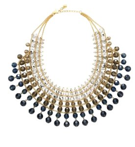 Kate Spade Kate Spade Ombre Cascade Statement Necklace NWT RARE!