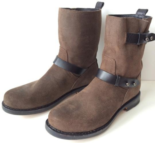 Rag & Bone Dark Grey Boots