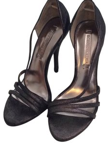 BCBGMAXAZRIA Dark Metallic Formal
