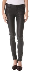 Vince Dark Brown Leggings