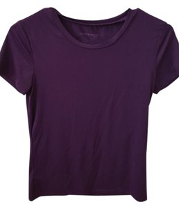 Hillard & Hanson T Shirt dark purple