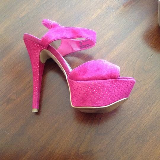 Bakers Pink Sandals