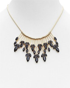 Kate Spade Kate Spade Care to Dance Necklace NWT Exquisite Lines Forming Unique Sculptural
