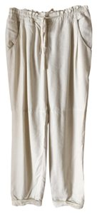 Wilfred Boyfriend Pants off white