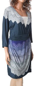 BCBGMAXAZRIA Work Medium Silk Dress