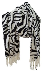 Zebra Striped Pashmina