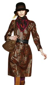 Marc by Marc Jacobs Holiday Party Paisley Dress