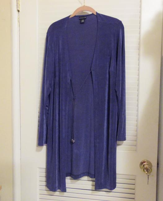 Preload https://img-static.tradesy.com/item/9069145/citiknits-blue-front-long-sleeve-medium-tunic-size-10-m-0-2-650-650.jpg