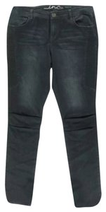 INC International Concepts Plus Size Curvy Mid Rise Skinny Jeans