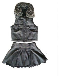 Guess Skirt Set 2piece Vest