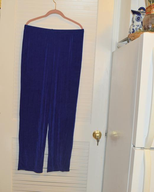 Citiknits Boot Cut Pants Purple