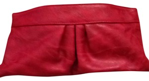 Style & Co Red Clutch
