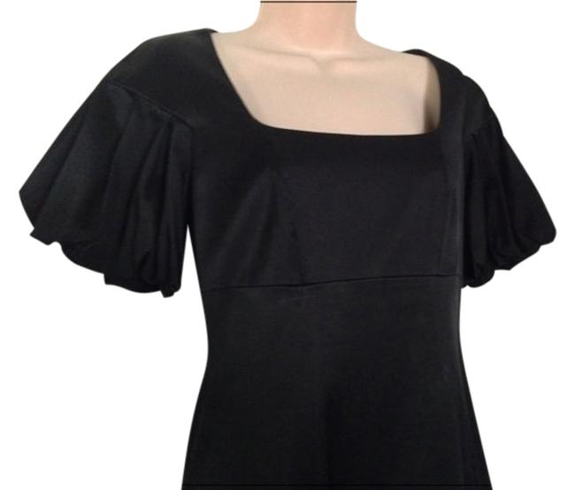 Preload https://item4.tradesy.com/images/david-meister-black-lbd-gathered-bubble-sleeves-knee-length-cocktail-dress-size-4-s-907198-0-0.jpg?width=400&height=650