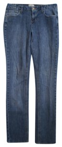 Social Occasions by Mon Cheri Straight Leg Jeans-Medium Wash