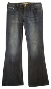 American Rag Flare Leg Jeans-Medium Wash