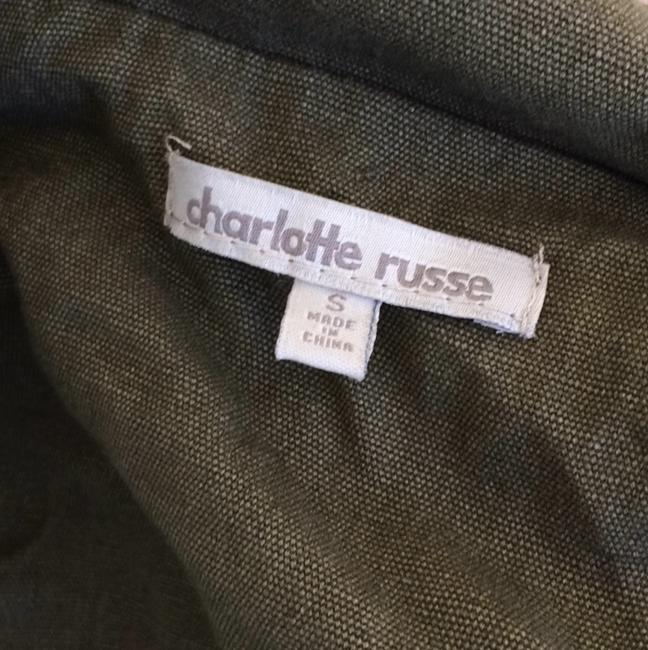 Charlotte Russe Trench Coat