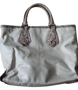 Via Spiga Tote in Light Beige