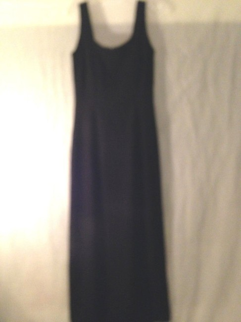 Laura Ashley Maxi Straight Shift Elegant And Classy With Tags Size 8 New With Tags Dress