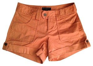 Banana Republic Summer Organe Shorts Rusty Orange