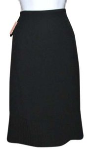 Lafayette 148 New York Fully Lined Skirt Black