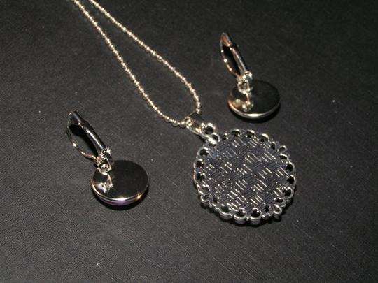 Silver/Pink Bogo Free Bundle Save Any Two Items Just W/Free Shipping Jewelry Set