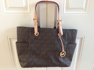 Michael Kors Tote Monogram-print Laptop Bag