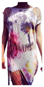 TIE DYE Maxi Dress by Other