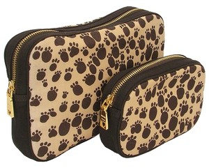 Love Moschino Love Moschino Accessories - Footprint Cotton Wallet Set