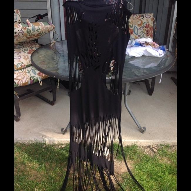 RICH BLACK Maxi Dress by Other