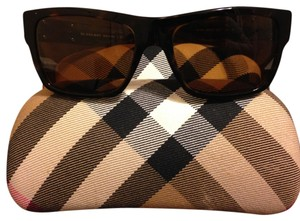dd4cf066d045 Brown Burberry Sunglasses - Up to 70% off at Tradesy