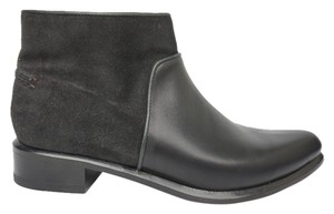 Rag & Bone Classic Suede Leather Black Boots