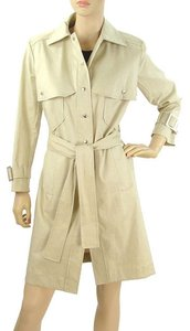 Christian Dior Trench Full Length Trench Coat