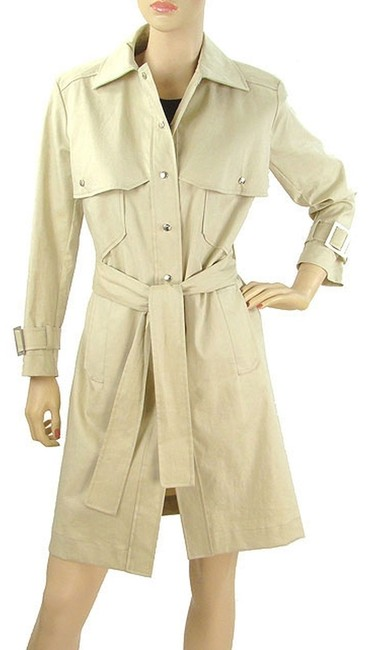 Preload https://item5.tradesy.com/images/dior-beige-trench-coat-size-8-m-908844-0-0.jpg?width=400&height=650