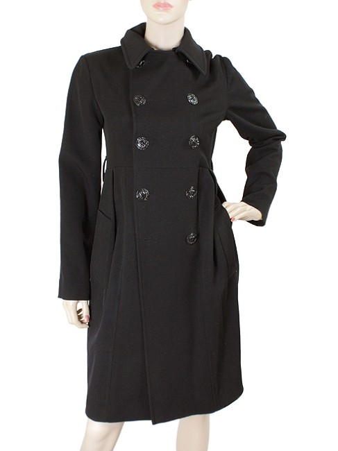 Jean-Paul Gaultier Wool Hollywood Pea Coat