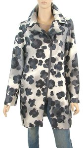 Moschino Polka Dot Animal Print Print Floral Raincoat