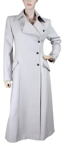 Philosophy di Alberta Ferretti Wool Hollywood Full Length Pea Coat