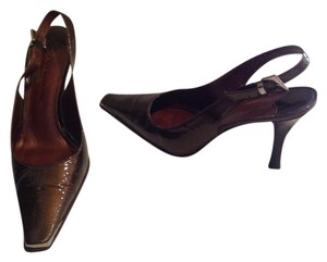 BCBG Max Azria Copper brown Pumps