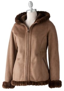 Croft & Barrow Fur Coat