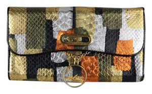 Christian Louboutin Multicolor Clutch