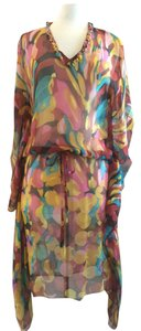 Multi Maxi Dress by Antik Batik Boho Bohemian Cover-up Beach Luxury Kimono High Street Vacation Staycation Kaftan