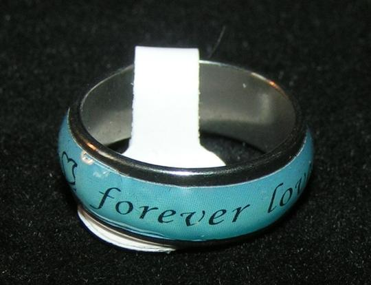 Silver/Blue Bogo Free Bundle Your Choice Any 2 Listings Free Shipping Ring