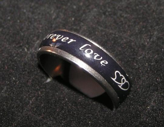 Black/Silver Bogo Free Bundle Your Choice Any 2 Listings For Free Shipping Ring