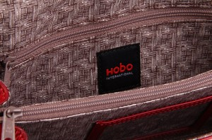 Hobo International Rouge Clutch