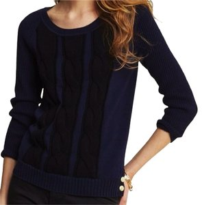 Banana Republic Thick Knit Clothing Cloths Gold Buttons Pretty Cute Cozy Cable Knit Sweater