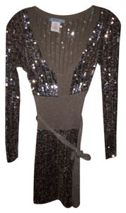 Marciano Sequin Sweater Dress Dress