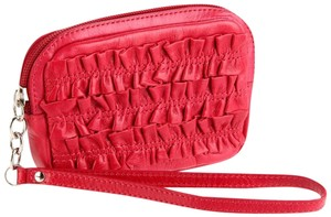 Hobo International Pansy Wristlet in Scarlet