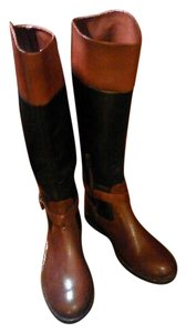 Vince Camuto Riding Brown Boots