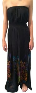 Blac Maxi Dress by Twelfth St. by Cynthia Vincent