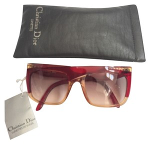 Dior [Brand New] Christian Dior 2400 Red/Brown Sunglass